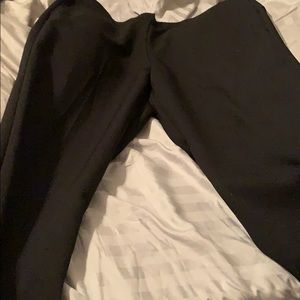 Black Alfred dunner dress slacks